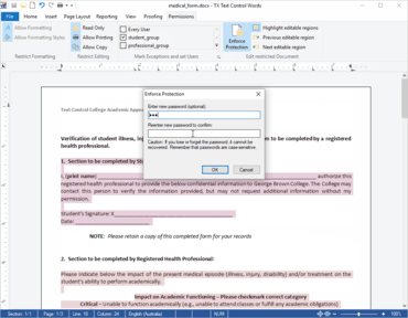 TX Text Control .NET for Windows Forms Enterprise X15