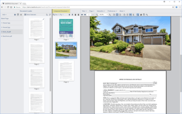 LEADTOOLS Document Imaging Suite SDK V20