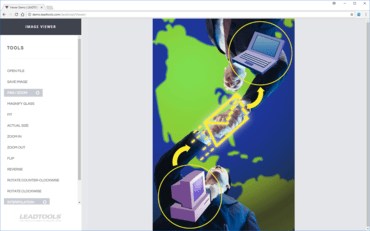 LEADTOOLS Imaging Pro SDK V20