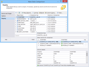 dbForge Data Compare for Oracle V4.0.29
