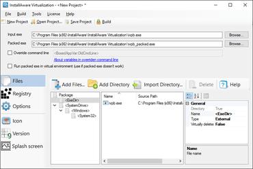 InstallAware Virtualization V7