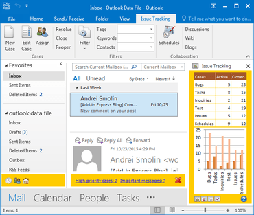 Add-in Express Regions for Microsoft Outlook and VSTO 3.4.2440
