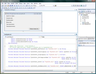 SysInfo DLL SDK v2.0