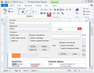 TX Text Control .NET for WPF Enterprise X15 SP1