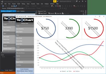 TeeChart for .NET Standard Business Edition v2018