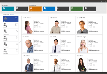 DevExpress Windows 10 Apps 17.2.8