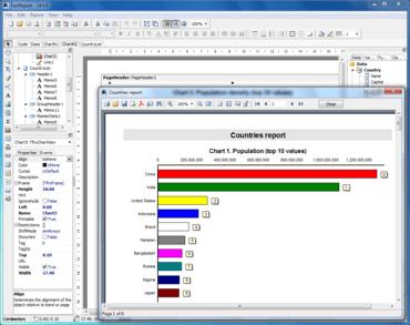 FastReport VCL Standard Edition v6.1