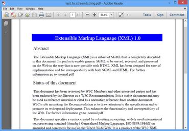 Aspose.PDF for .NET V18.6