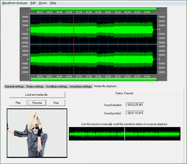 Active Waveform Analyzer released