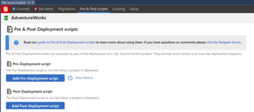 SQL Source Control v7.0.0