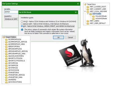 InstallAware Studio Admin X9