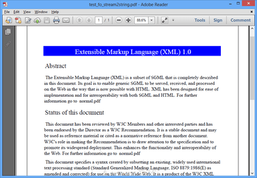 Aspose.PDF for .NET V19.1
