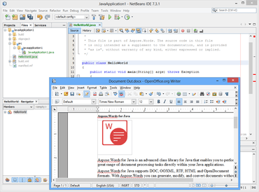 Aspose.Words for Java V19.1