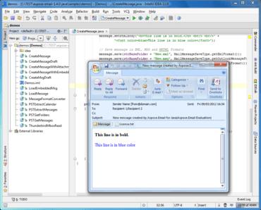 Aspose.Email for Java V18.12