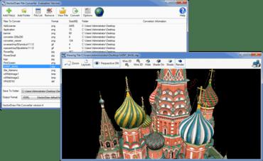 VectorDraw File Converter 4 (Build 8.8001)