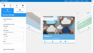 SharePoint Content Slider 發佈