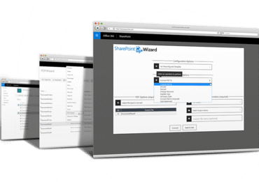 SharePoint PDF Wizard released