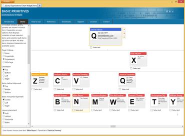 Basic Primitives orgDiagram 5.1.1