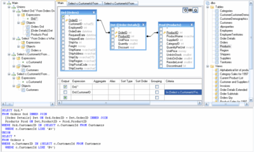Active Query Builder for .NET WinForms v3.5.12
