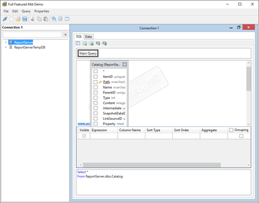 Active Query Builder for .NET WPF v3.5.12.1120