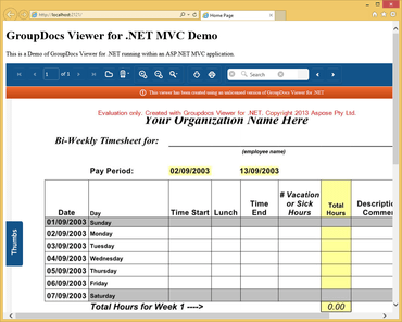 GroupDocs.Viewer for .NET V19.2
