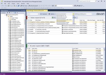 dbForge Index Manager V1.10.27