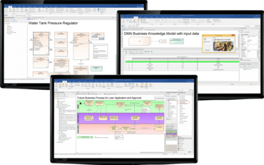 Enterprise Architect 14.1 (Build 1428)