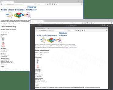 Rainbow PDF Office Server Document Converter (OSDC) v7.0 MR1
