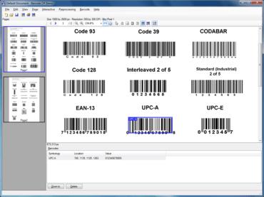 LEADTOOLS Barcode Pro V20 (version 2019 mars)
