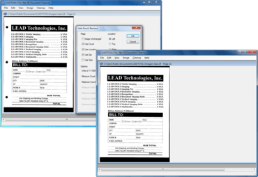 LEADTOOLS Document Imaging SDK V20 (March 2019 release)