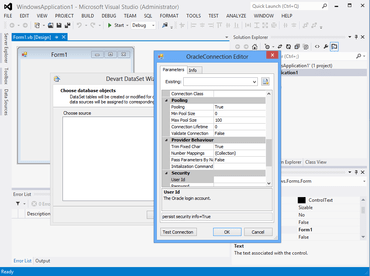 dotConnect for Oracle V9.6.725
