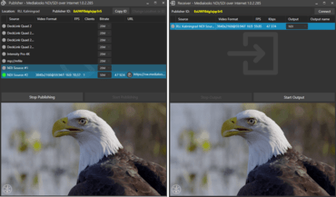 Medialooks Video Transport v1.1.0.x