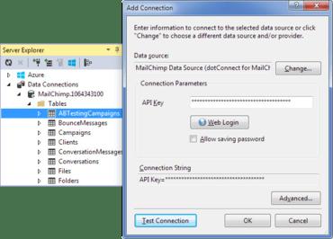 dotConnect for MailChimp V1.8.881