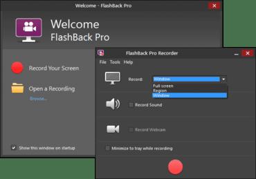 FlashBack Pro V5.36
