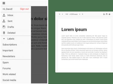 Kendo Listview Filter
