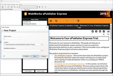 ePublisher Platform v2019.1