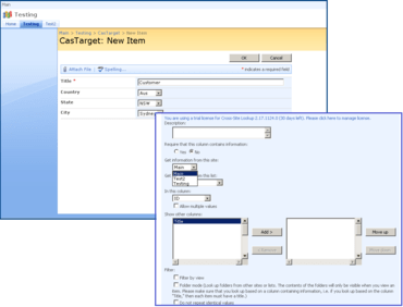 SharePoint Lookup Pack May 2019 release