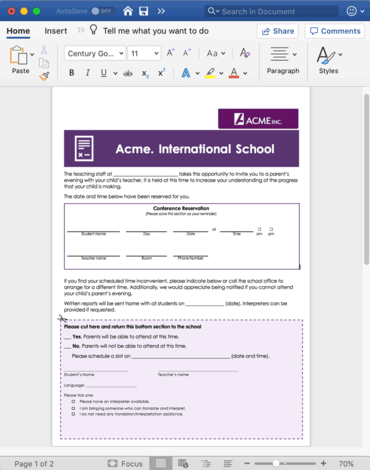 GrapeCity Documents for Word 2 Service Pack 2