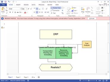 Aspose.Diagram for Java V19.6