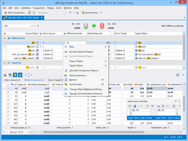 dbForge Studio for MySQL V8.2.21