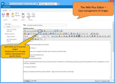 KWizCom SharePoint Wiki Plus v15.2.03