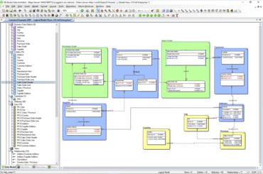 ER/Studio Data Architect Multiplatform 18.1