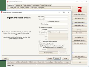 Data Masker for Oracle 6.1.1
