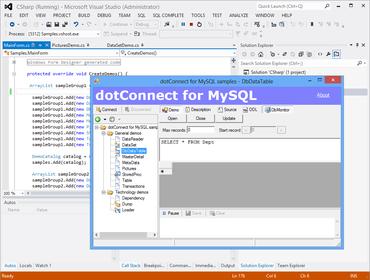 dotConnect for MySQL V8.14.1470