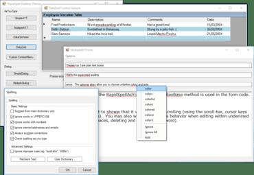 RapidSpell Desktop .NET v6.1.0
