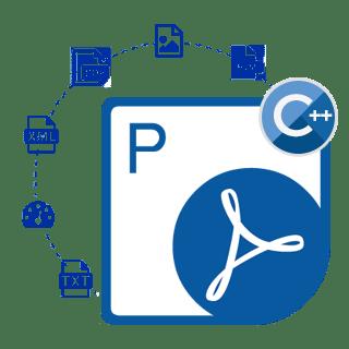 Aspose.PDF for C++ V19.10