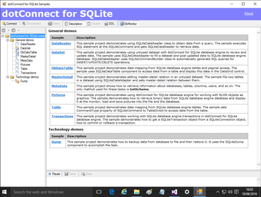 dotConnect for SQLite V5.14.1499