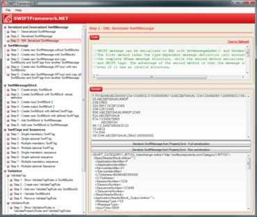 SWIFT Framework .NET 2020.1