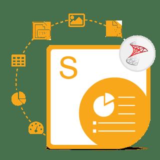 Aspose.Slides for Reporting Services (SSRS) V19.10