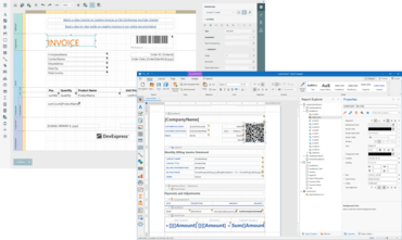 DevExpress Reporting 19.2.4